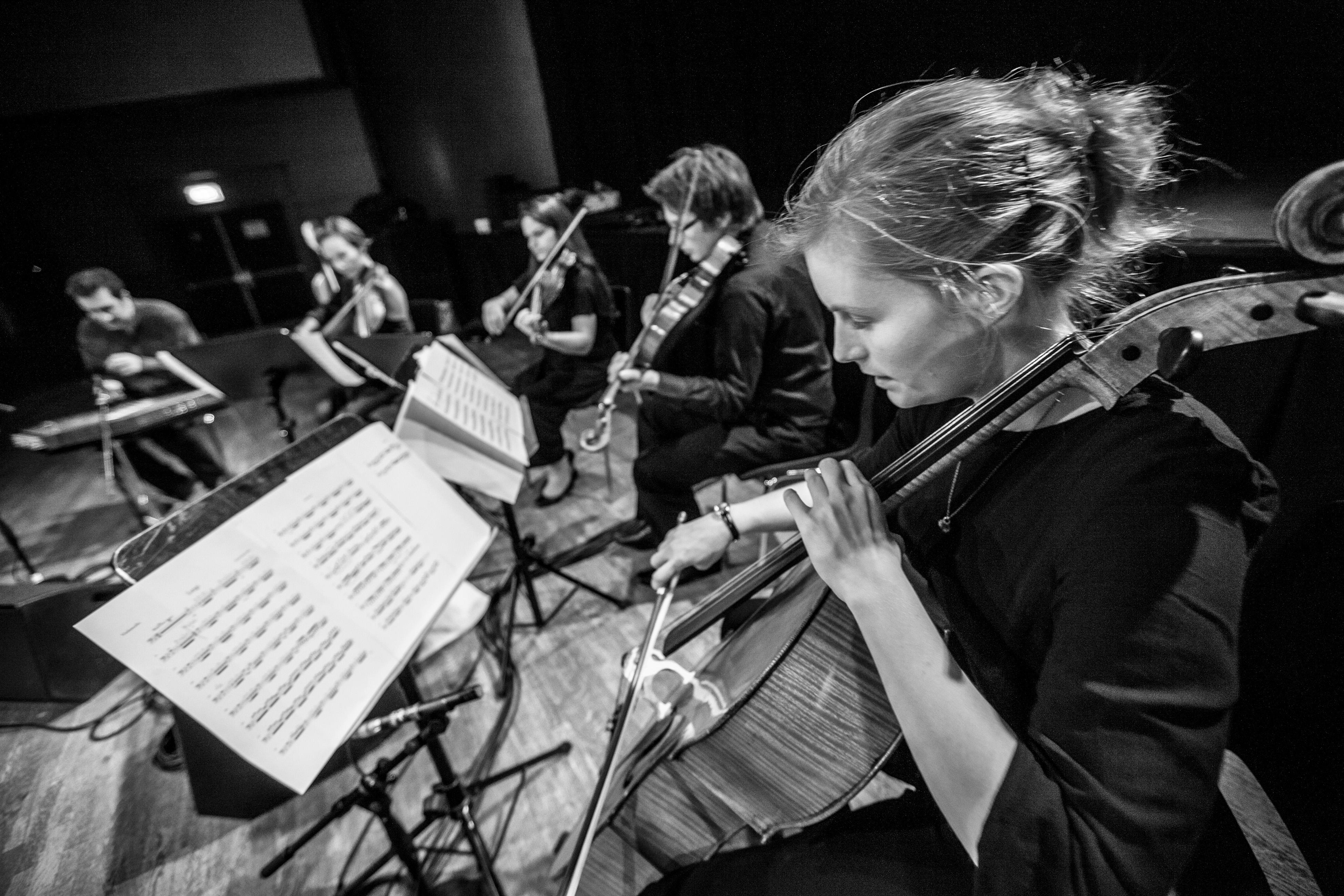 OSLO 20130529 Rumi Ensemble. Foto: nyebilder.no