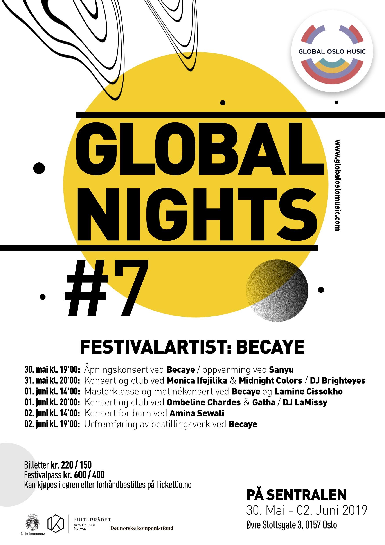clean - GLOBAL NIGHTS 7