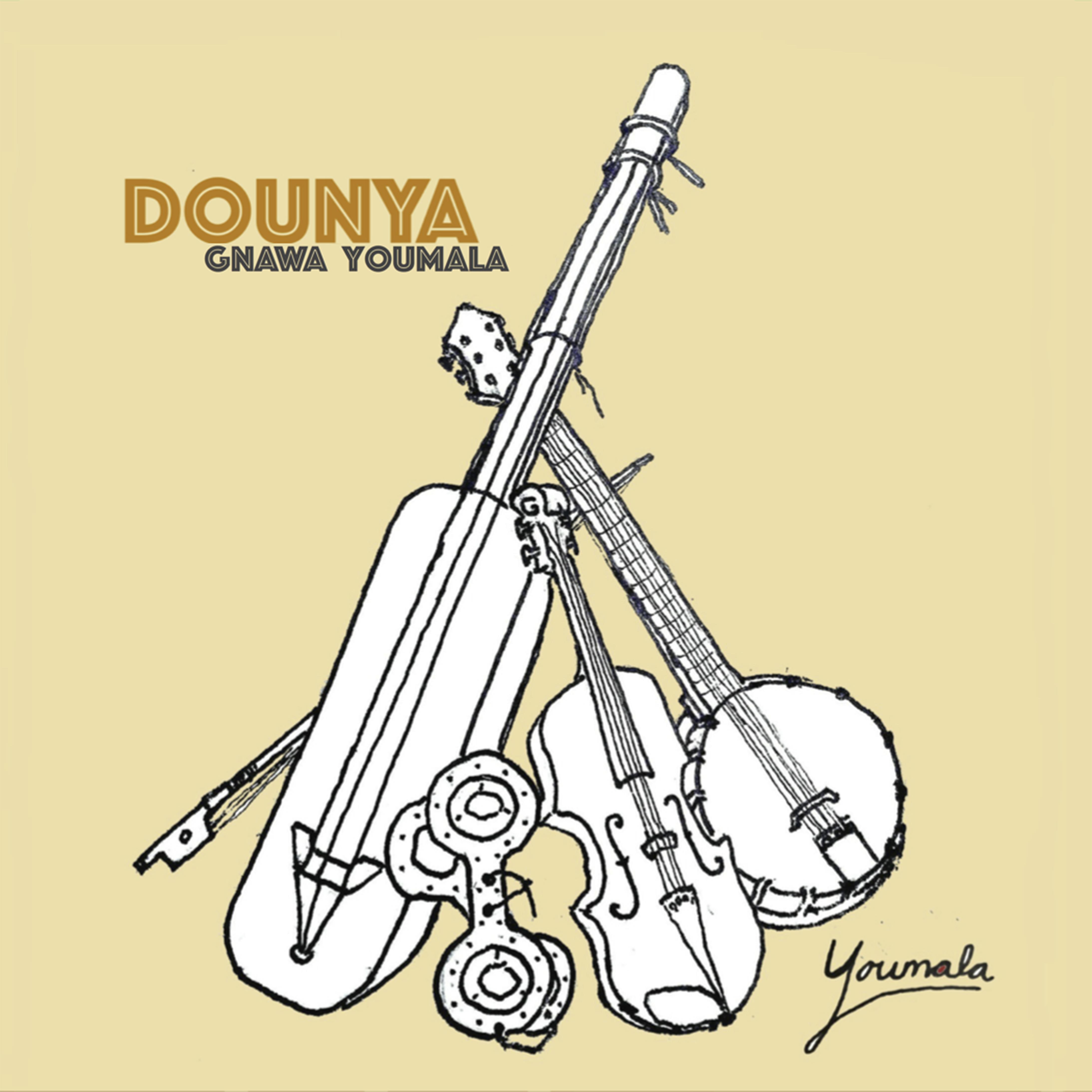 Gnawa Youmala cover